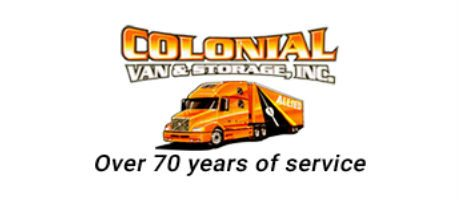 Colonial Van and Storage California
